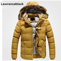 54.95$  Watch now - http://aiuyo.worlditems.win/all/product.php?id=32772292814 - Warm Winter Jackets Men Brand Men'S Best Stylish Fashion Coat Solid Mens Overcoat Jaquetas Masculina 2017 Winter Men Parka 103