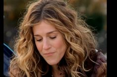 Carrie Bradshaw's hair - Season 6