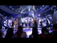 "▶ Joshua Ledet and Jessica Sanchez Duet - ""I Knew You Were Waiting (For Me)""- American Idol Season 11 - YouTube"