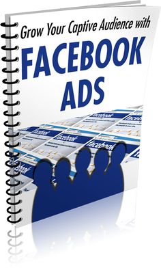 Grow Your Captive Audience with Facebook Ads Report with Personal Use Rights - http://www.buyqualityplr.com/plr-store/grow-captive-audience-facebook-ads-report-personal-use-rights/.  Grow Your Captive Audience with Facebook Ads Report with Personal Use Rights Learn howFacebook Ads can quickly grow your communityin this free guide.  Whether you're launching a new product, want to raise awareness about your business, or market existing products, one of the best ways