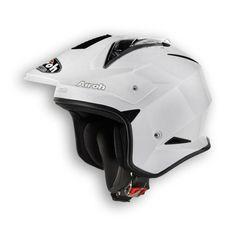 Casco Airoh modello TRR bianco