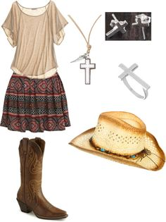 Counrty Time :), created by bekahleeh on Polyvore