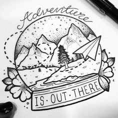 "#letsgo -- #repost @misscarlettx ""Adventure is out there.."" Another little travel themed piece for a client this week.. Snowglobe scene and paper plane. #snowglobe #longbeach #sealbeach #losangeles #huntingtonbeach #stilllifetattoo #geometry #etched #california #blackwork #dotwork #darkartists #geometrictattoo #tattoo #tattooartist #travel #stippling #guestartist #anaheim #orangecounty #losangelestattoo #flash #sketch #geometrictattoo #paperplane #traditionaltattoo #adventure #cutetattoo…"