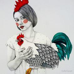 Daily Inspiration: Clarissa Pinkola Estés Recommends You Go Wild | Redbubble Blog