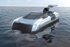 The Strand Craft 40′ JLS is a Mesmerizing Yacht Tender Concept
