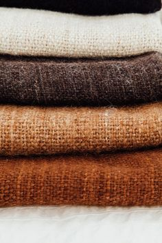 texture love and our puna throws!