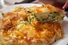 Italian Savory Pie
