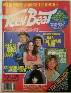 Vintage-TEEN-BEAT-Magazine-June-1980-Catherine-Bach-Paul-Stanley-Tom-Wopat