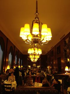 Café Landtmann in Wien, Wien frequented by Freud and other great thinkers