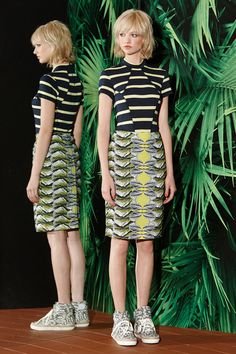Nicole Miller | Resort 2015 Collection | Style.com