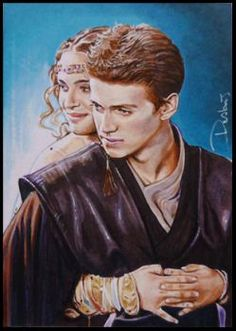 visit SW folder to view all my SW work! STAR WARS Folder 'Alliance'-Artist Return for Star Wars Galaxy 6 features of course Padme and Anakin with the rebel alliance gathering in the background