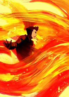 """Avatar: The Legend of Korra"" - Mako being hot. :P"