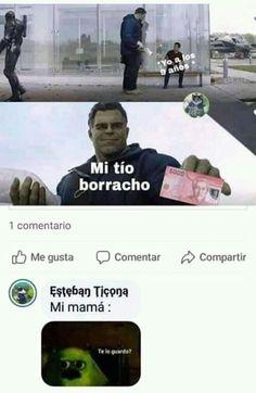 Funny Spanish Memes, Spanish Humor, Best Memes, Dankest Memes, Funny Memes, Stupid Funny, Hilarious, Avakin Life, Laughing So Hard