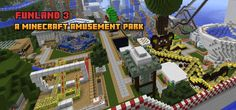 FunLand 3 - A Minecraft Amusement Park Map