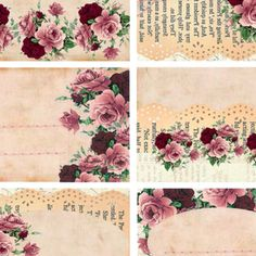 Patrone Januarie 2014 Printable Paper, Printables, Cards, Print Templates, Maps, Playing Cards, Printable Templates