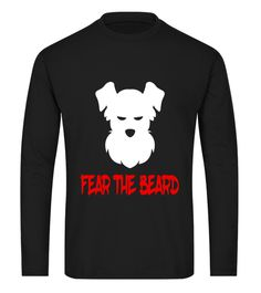 """# FUNNY FEAR THE BEARD T-SHIRT Schnauzer Dog Lovers Gift Pink .  Special Offer, not available in shops      Comes in a variety of styles and colours      Buy yours now before it is too late!      Secured payment via Visa / Mastercard / Amex / PayPal      How to place an order            Choose the model from the drop-down menu      Click on """"Buy it now""""      Choose the size and the quantity      Add your delivery address and bank details      And that's it!      Tags: Ideal holiday gift such…"""