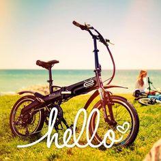 ¡Precioso día para coger tu #Ebike, estés donde estés! #Torrot #Citysurfer #paseoenbici Beautiful day to ride your #Ebike, wherever you are!