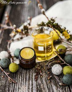 Waldapotheke: das Propolis der Bäume – Pappelknospensalbe Candle Jars, Candles, Propolis, Hacks, Health, Website, Blog, Natural Dyeing, Herbal Plants