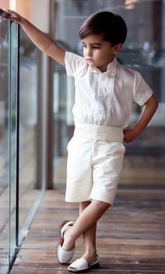 Trajes Arras Niño | Novias de Princesa