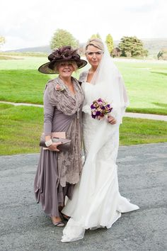 14 of the best-dressed mums from real-life weddings © andreapickering.com