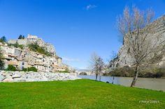 Citadelle et Rocher de la Baume à Sisteron - Alpes de Haute Provence 04