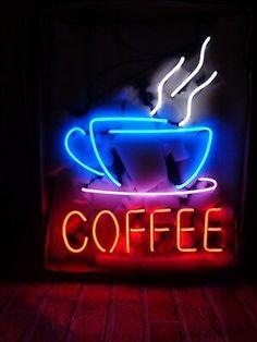 "Neon Light Espresso Cappuccino Coffee Cafe Bud Beer Room Acrylic Sign Bud 12/""×7/"""