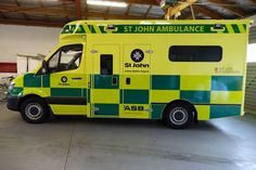 St John Ambulance is to hire dozens of extra front-line staff and cut single-crewed vehicles, but a union for paramedics is worried about some of the proposed roles. Medical Dental, Benz Sprinter, Emergency Vehicles, Coast Guard, Fire Trucks, Recreational Vehicles, New Zealand, Australia, Future