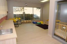 Simply Smart's Infant Area