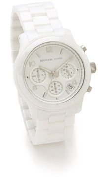 Michael kors Ceramic Watch on shopstyle.com