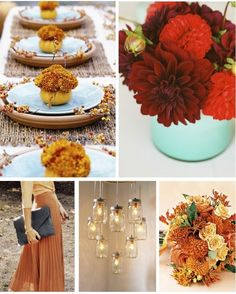 Autumn Adaptation | Kentucky Wedding Inspiration