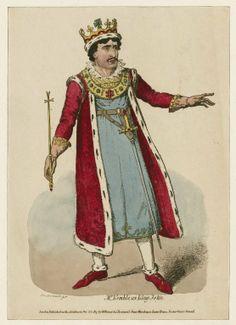 Image result for king john costume