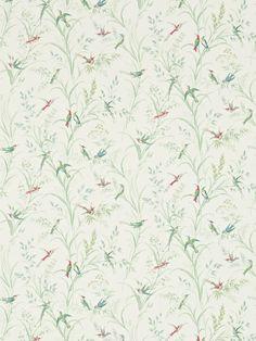 Buy Sanderson Tuileries Wallpaper Online at johnlewis.com