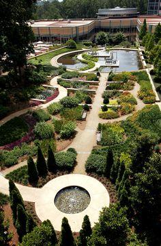 Cox Enterprises / HGOR - Planners & Landscape Architects