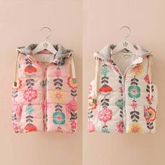 Baby Floral Waistcoats Girls Winter Coats,High Quality girls wool winter coats,China girl headphone Suppliers, Cheap coat frock from Kids Fashion Clothing - Worldwide Wholesale  on Aliexpress.com