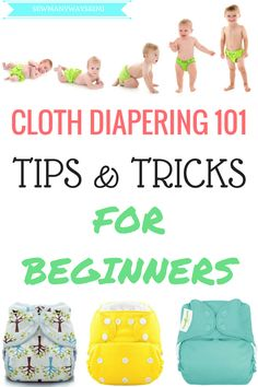 Being on a budget with a growing family can get tough, so I am ALWAYSthinking of new ways to save money. When I heard about cloth diapering I thought HMM sounds like it saves a lot of money butis...