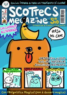SCOTTECS MEGAZINE: ECCO LA PRIMA IMMAGINE DEL NUMERO DUE! - http://c4comic.it/2015/04/19/scottecs-megazine-ecco-la-prima-immagine-del-numero-due/