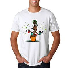 potted christmas groot for Men T Shirt (Small, White) pot... https://www.amazon.com/dp/B01MFD2U4G/ref=cm_sw_r_pi_dp_x_nq9eybQTRCRFK