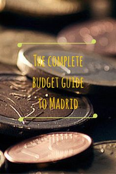 Looking to save some cash in Spain's capital? We've got the COMPLETE budget guide! Tons of ways to save money and cut back on spending while on vacation! #Madrid #Budget #shoestring