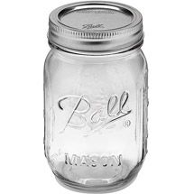 Walmart: Ball 12-Count Regular Mouth Pint Jars with Lids and Bands $15