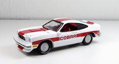 1976 - Ford Mustang Cobra - Johnny Lightning