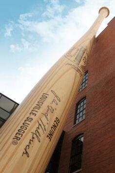 Louisville Slugger Museum!