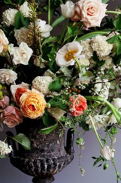 Bouquet by Amy Merrick, via Flickr