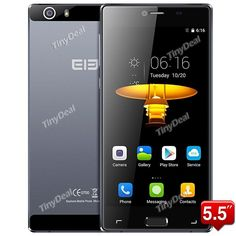 ELEPHONE M2 Octa-core Android 5.1 4G Phone 13MP 3GB RAM 32GB ROM Touch ID Android Phone http://www.tinydeal.com/elephone-m2-55-fhd-mtk6753-64-bit-octa-core-android-51-4g-phone-p-156647.html