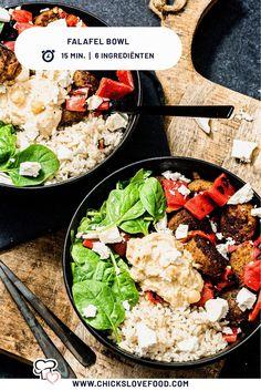 Pasta Recipes, Dinner Recipes, Good Food, Yummy Food, Falafel, Cobb Salad, Healthy Life, Healthy Recipes, Healthy Meals