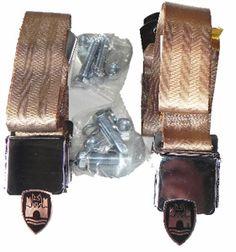 Seat Belt, Lab Belt Only, Flat Chrome Buckle,Tan, Pr Item Number: S300FTAN Price: $39.99 Work's on Bug's from ' 50 - ' 79, Ghia's ' 56 - ' 74, Type 3's from ' 62 - ' 73 and Things from '73 - ' 74. #aircooled #combi #1600cc #bug #kombilovers #kombi #vwbug #westfalia #VW #vwlove #vwporn #vwflat4 #vwtype2 #VWCAMPER #vwengine #vwlovers #volkswagen #type1 #type3 #slammed #safariwindow #bus #porsche #vwbug #type2 #23window #wheels #custom #vw #EISPARTS