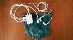 Çantada karmakarışık olan kulaklıklar ve şarj aletleri için; https://instagram.com/boncukgozungunlugu