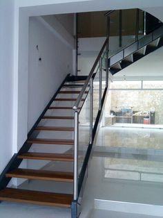 acero hierro hogar escaleras barandas mesas
