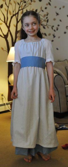 Georgian Easter Dress