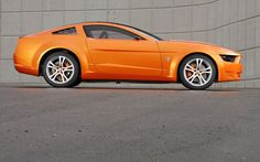 Giugiaro Ford Mustang