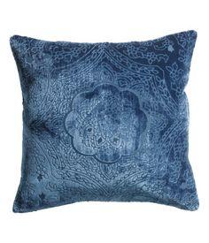 H&M Velvet Cushion Cover $17.95